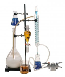 Foto van laboratorium